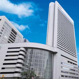 大阪北区での面談場所の例1 ヒルトン大阪