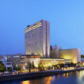 大阪市、中之島のホテル